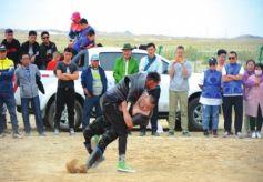 甘肃肃北举办文化旅游节