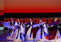 中国(甘肃)·韩国友好周文艺演出在兰州举行