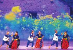 第六届中国(兰州)国际鼓文化艺术周开幕