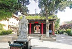 秦州文庙:甘肃古城天水的儒家文脉