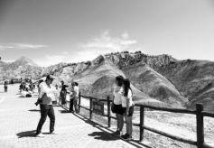 """甘肃张掖丹霞国家地质公园获""""十佳旅游景区""""称号"""
