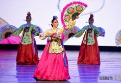 中国(甘肃)·韩国友好周文艺演出在兰举行