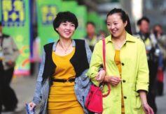 甘肃市民眼中40年来的服装变迁