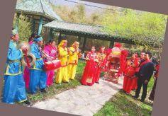 甘肃康南部分地区特有的婚俗——女娶男嫁