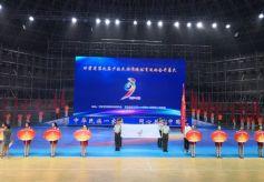 张掖市肃南民族歌舞团助力甘肃省第九届民运会开幕式