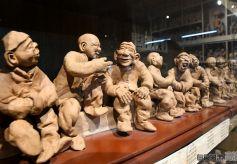兰州金城关文化博览园聚焦非物质文化遗产追溯历史记忆
