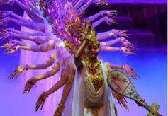 旅游版舞剧《丝路花雨》首次在甘肃省驻场演出
