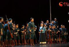 兰州音乐厅版经典歌剧《卡门》首演