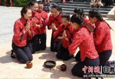 第十届甘肃陇南乞巧女儿节将于8月中旬举办