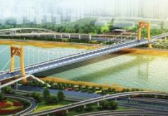 兰州跨区之间将再添互通式黄河大桥