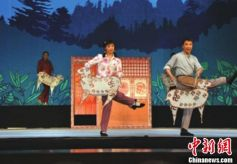 甘肅隴劇六十載立足本土文化再創經典