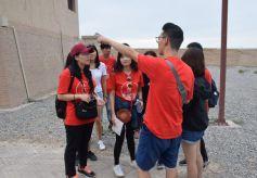 港澳台大学生体验西北历史与文化遗产