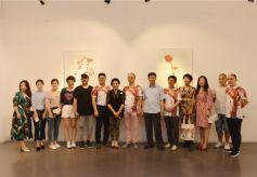 """""""王清州画展""""在798艺术区先声画廊举行"""