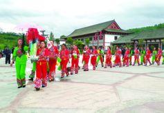 甘肃陇南乞巧是中国古代民俗文化的活化石