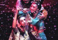 甘肃省歌舞剧院经典舞剧《丝路花雨》应邀亮相海南