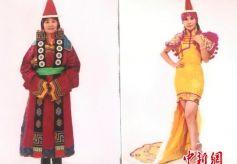 甘肅肅北牧民的蒙古族服飾工藝情節