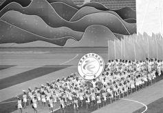 甘肃省第十四届运动会隆重开幕
