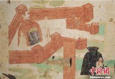 甘肃敦煌壁画解读古代