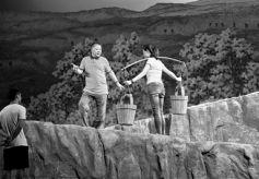 甘肃省京剧院转企改制后推出首部原创作品 《盘龙岭》30日首演