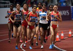 西北师大学生荣获亚运会女子3000米障碍赛第四名
