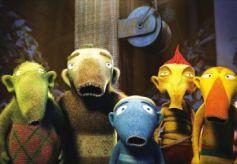 动画电影《奇怪的袜子精灵》在兰州各大影院正式公映