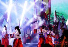 甘肃酒泉第六届华夏文化艺术节开幕