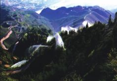 金城蘭州江建設12大景區打造多彩兩山