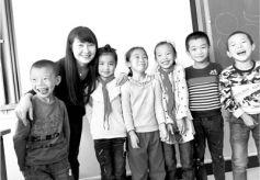 """""""""""最美教师""""崔承慧:""""爱""""让教师变成最幸福的职业"""