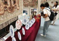 甘肃省组织参加第九届中国西部文化产业博览会