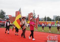 """中国·天水秦州第四届""""李广杯""""国际传统射箭锦标赛举行"""