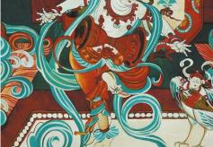 甘肃戈壁石艺画成为海内外民众独特的中国西部印象
