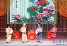 甘肃省陇剧院城市文化惠民演出走进张掖