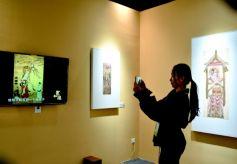 7000余件精美展品亮相第三届丝绸之路文博会