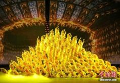 """有""""中国第一舞剧""""《丝路花雨》在悉尼精彩上演"""