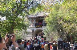 国庆甘肃省共接待游客1770万人次 实现旅游综合收入119.5亿元