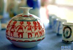 第二届马家窑文化节在甘肃省定西市临洮县马家窑彩陶文化小镇开幕