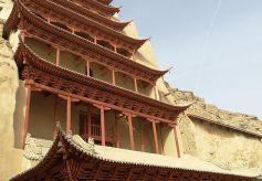 国际旅游名城甘肃敦煌11月正式开启冬季旅游市场