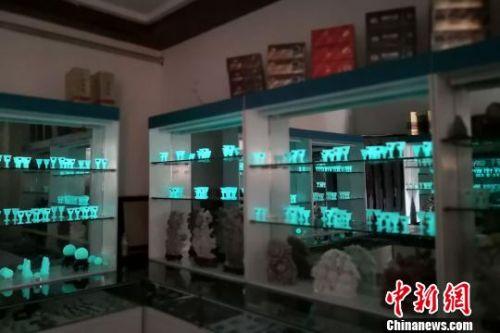 """甘肃艺人二十载""""与石为友"""":建传习所推体验游"""