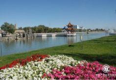 甘肃省临泽县流沙河景区正式跻身国家AAAA级旅游景区行列