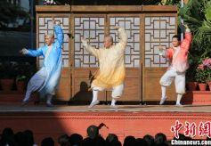中国儿童艺术剧院著名肢体动漫剧《三个和尚》在尼泊尔首演