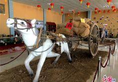 甘肃民乐县大力发展以农耕文化为主的民俗研学旅游