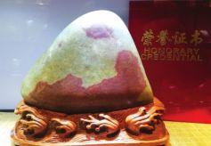兰州黄河奇石已逐渐走出省门引起国内外收藏界的广泛关注与好评