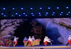 西固河口古镇舞蹈《黄河源》亮相金城 原创地域特色获赞