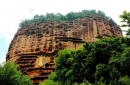 在甘肃 这五大山是来西北旅游不得不玩的