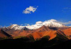 中国最美冰川旅游目的地 ——西北奇景祁连山