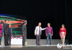 现代普法秦腔剧《公民张三》在甘肃黄河剧院上演
