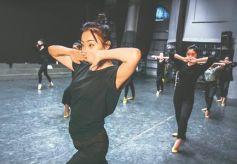 反映丝绸之路题材的新舞剧《彩虹之路》排练正式启动