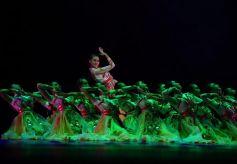 甘肃省舞蹈大赛决赛在兰州音乐厅拉开帷幕