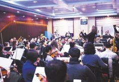 原创交响曲《永远的绿洲——河西走廊》将在甘肃大剧院揭开神秘面纱