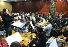 交响曲《永远的绿洲——河西走廊》用艺术回望河西走廊